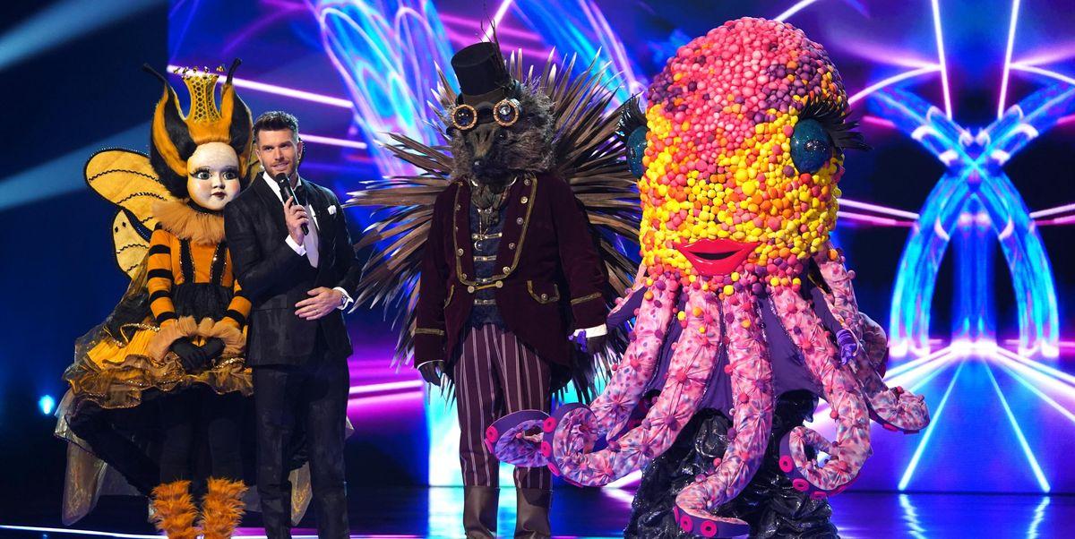 The Masked Singer Unmasks the Llama   E! News UK   Masked Singer