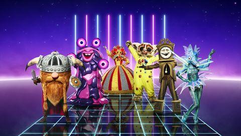 the masked singer uk season 2