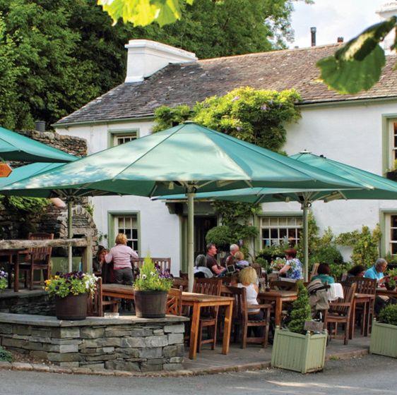 pub gardens