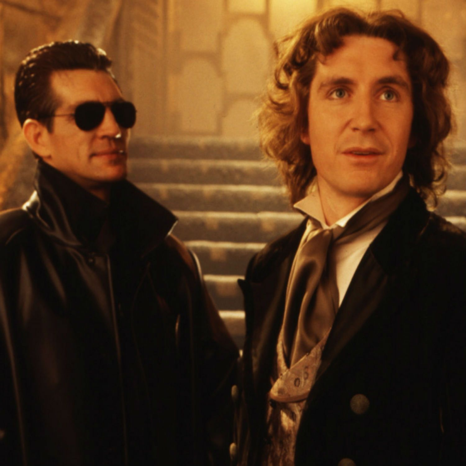 Paul McGann to face Eric Roberts' Master again 23 years after the Doctor Who TV movie
