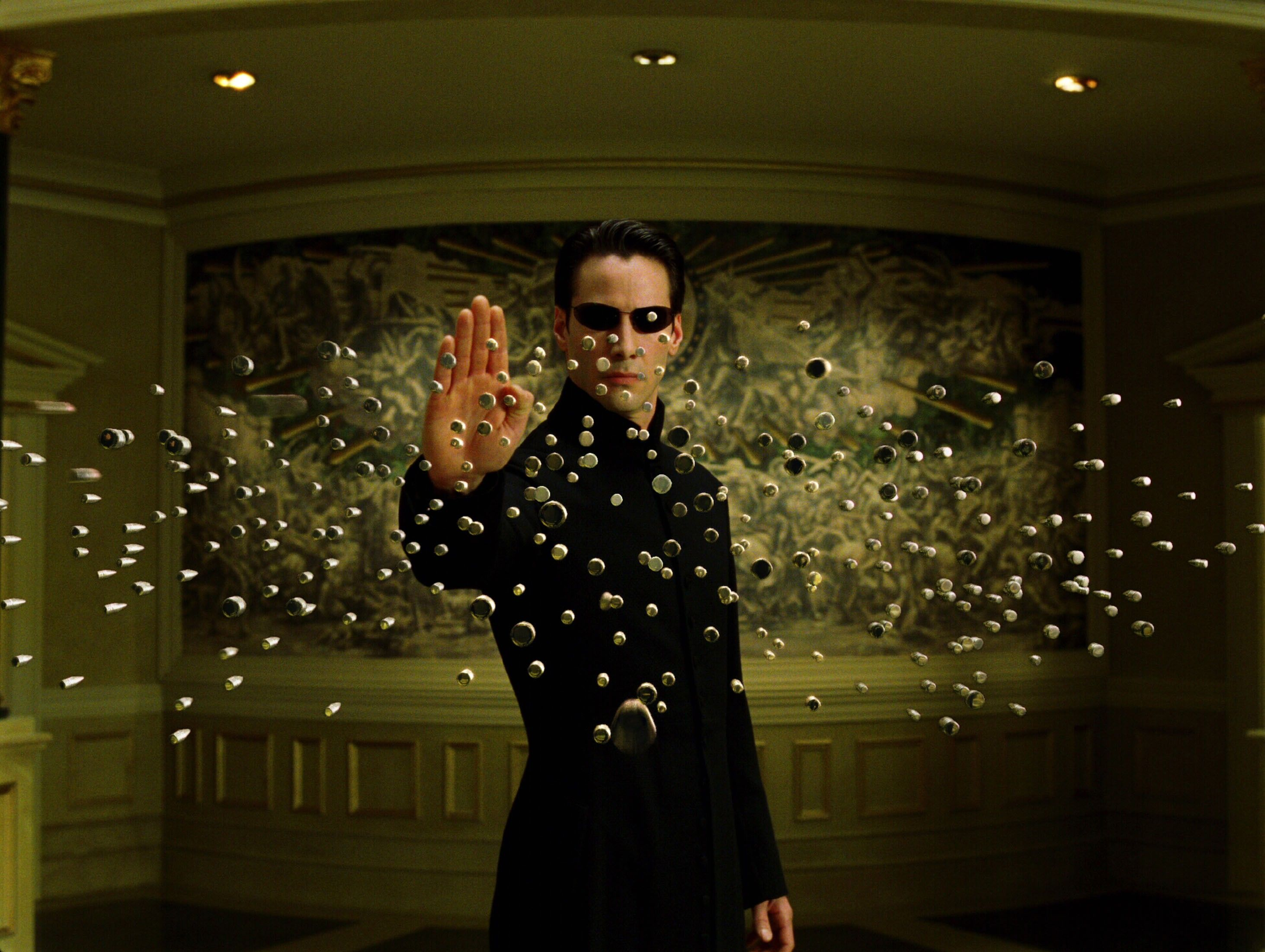 Worship Keanu Reeves in the Matrix Trilogy Now Before it Leaves Netflix in July