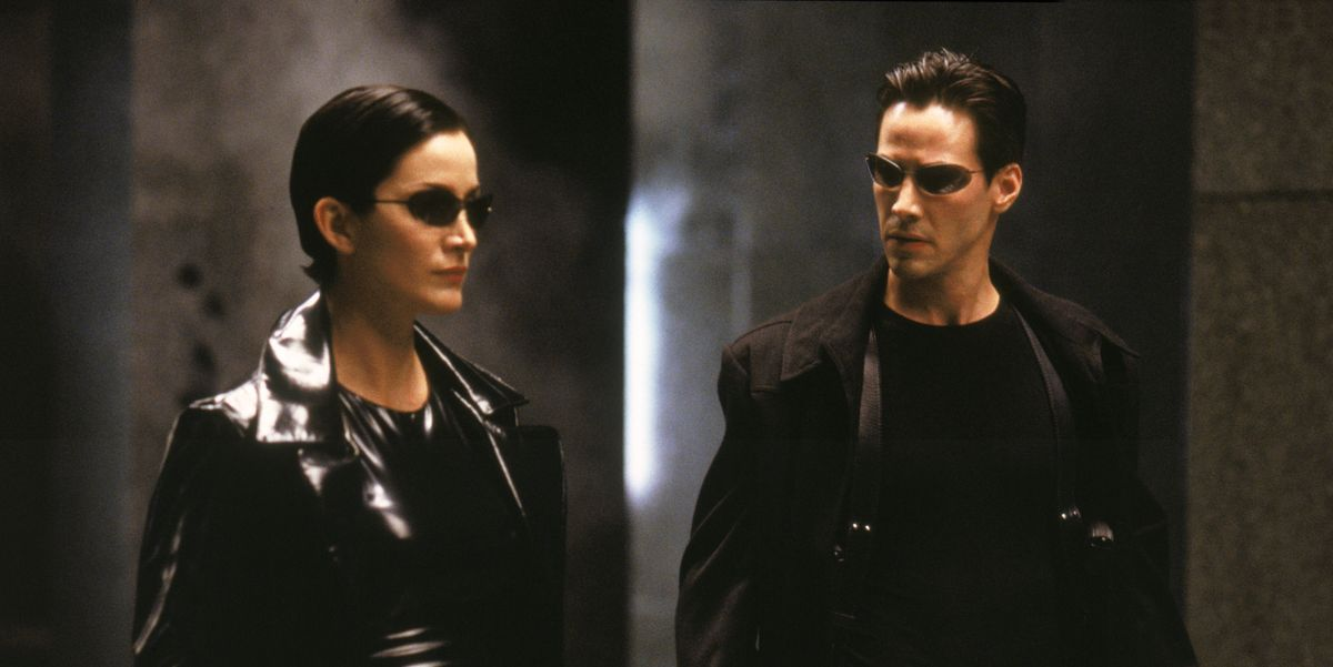 The Matrix trilogy Blu-ray on sale for £24 off