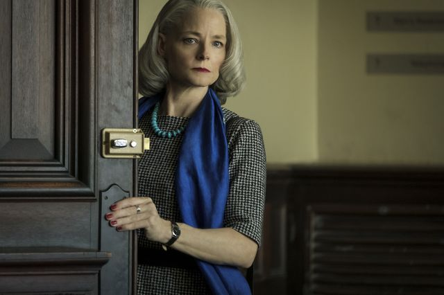 """jodie foster in """"the mauritanian"""""""