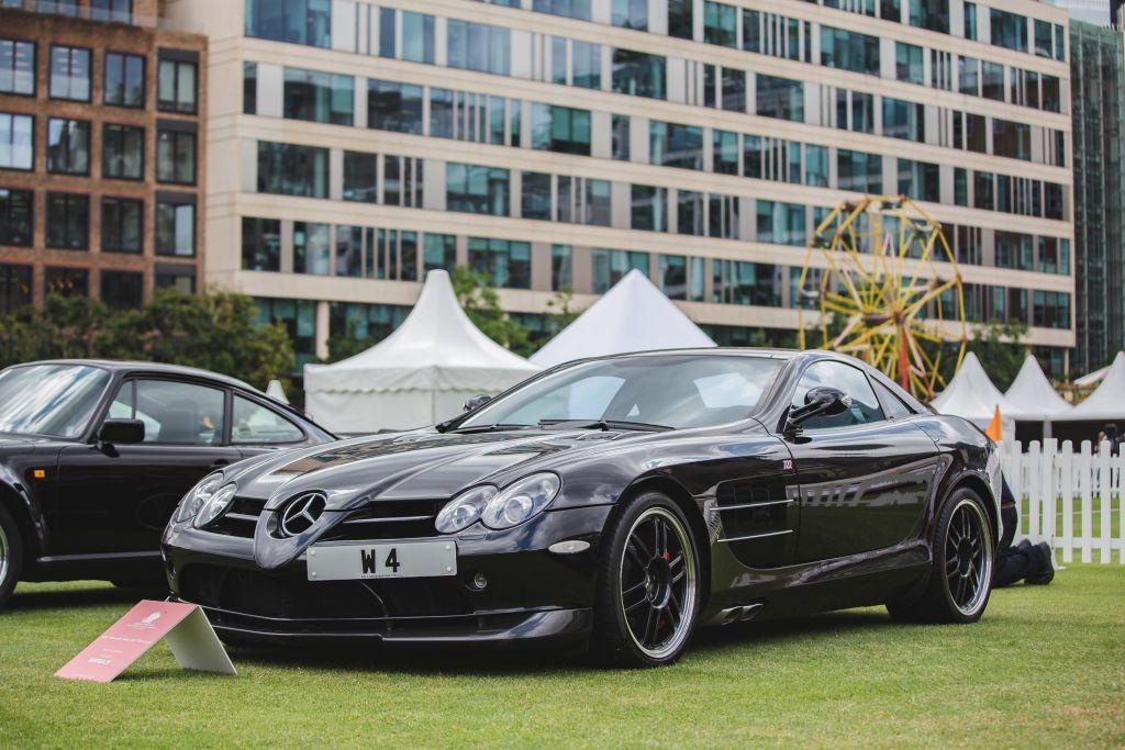 Mercedes SLR Prices - NewsOpener