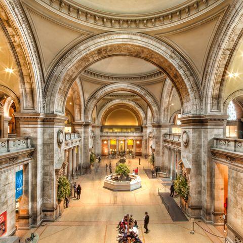 Arch, Building, Architecture, Landmark, Lobby, Classical architecture, Arcade, Tourist attraction, Interior design, City,