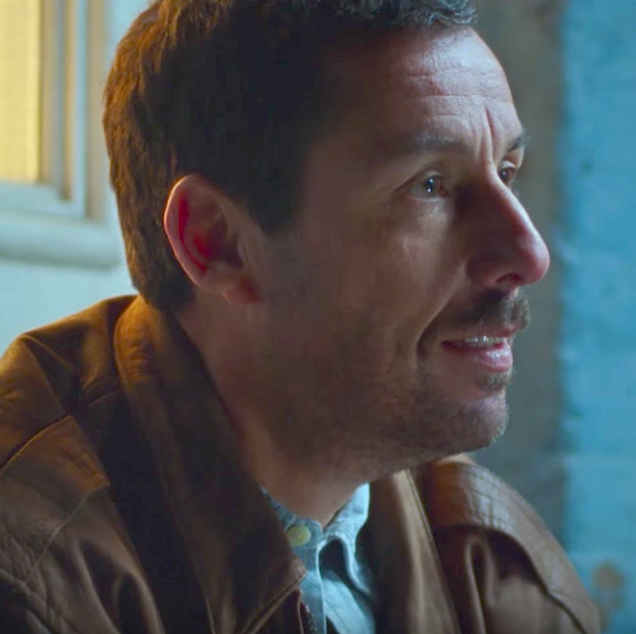Here's the First Trailer for the Movie That Could Earn Adam Sandler His Oscar