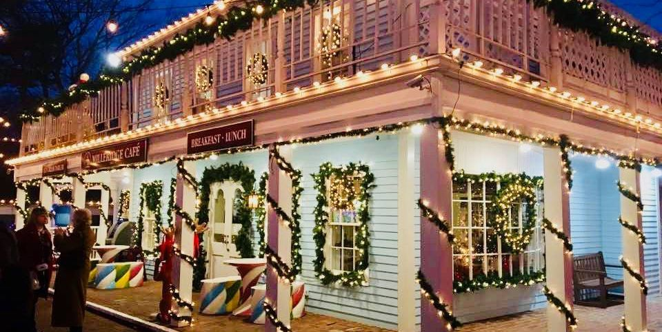 Milleridge Inn Christmas Village 2018.20 Of The Coziest Country Inns For The Holidays Christmas