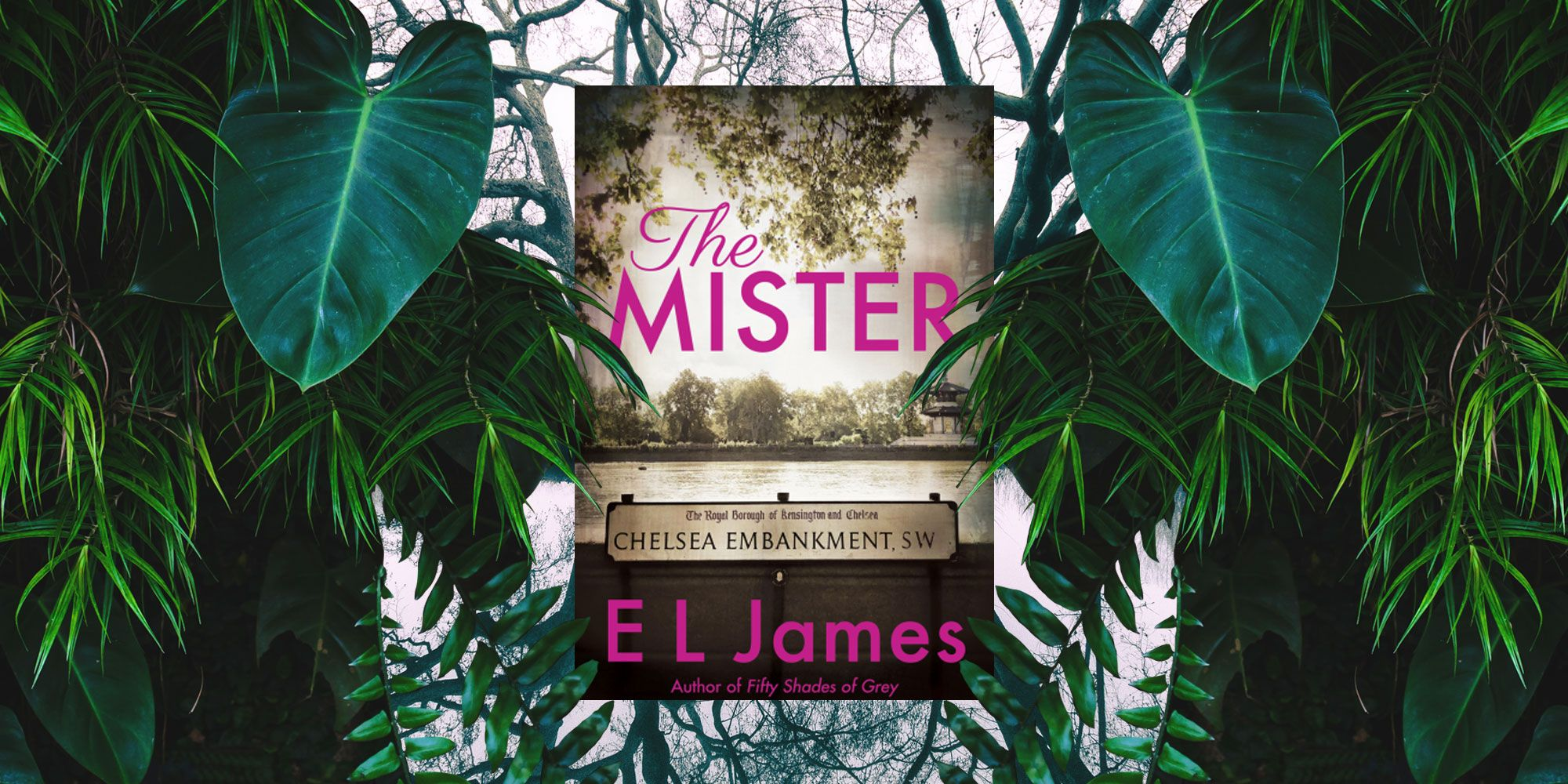 Read EL James New Book The Mister - Fifty Shades Author New Book