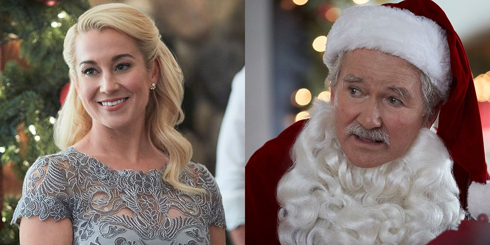 How Hallmark S The Mistletoe Secret Star Kellie Pickler And Patrick Duffy Are Connected
