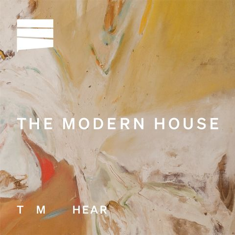 the modern house podcast logo