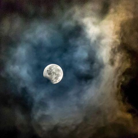 penumbral eclipse
