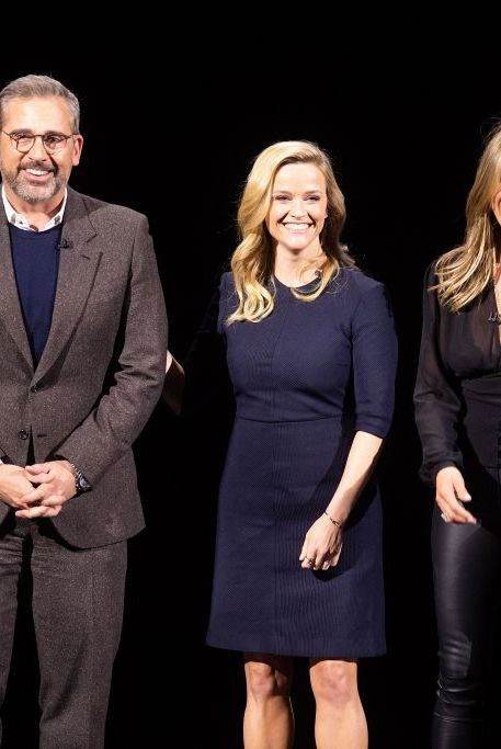 Reese Witherspoon and Jennifer Aniston's 'The Morning Show' Looks Seriously Intense