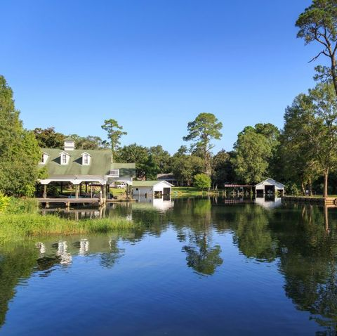 The Most Beautiful Small Towns in America Magnolia Springs, Alabama