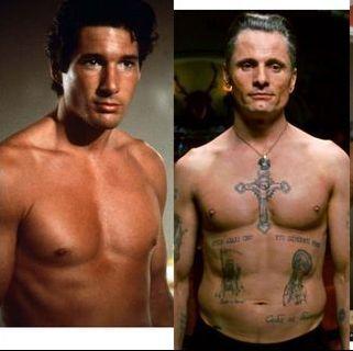 映画,全裸,ヌード,俳優,作品,セレブ,ハリウッド,筋肉,肉体美,