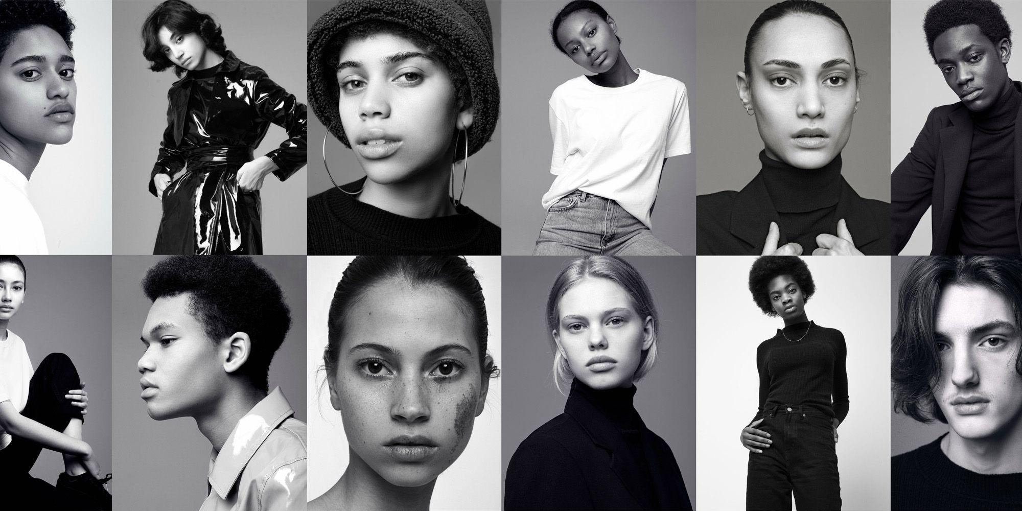 The Movement Models X ELLE casting