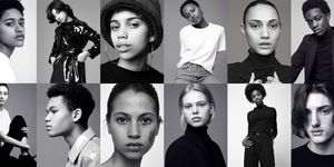 The Movement Models X ELLE casting
