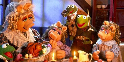 the muppet christmas carol - The Best Christmas Of All