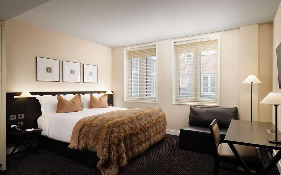 Best London boutique hotels - The Nadler