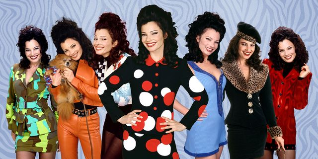 the fashion from the nanny