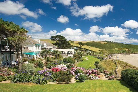 The Nare Hotel Cornwall