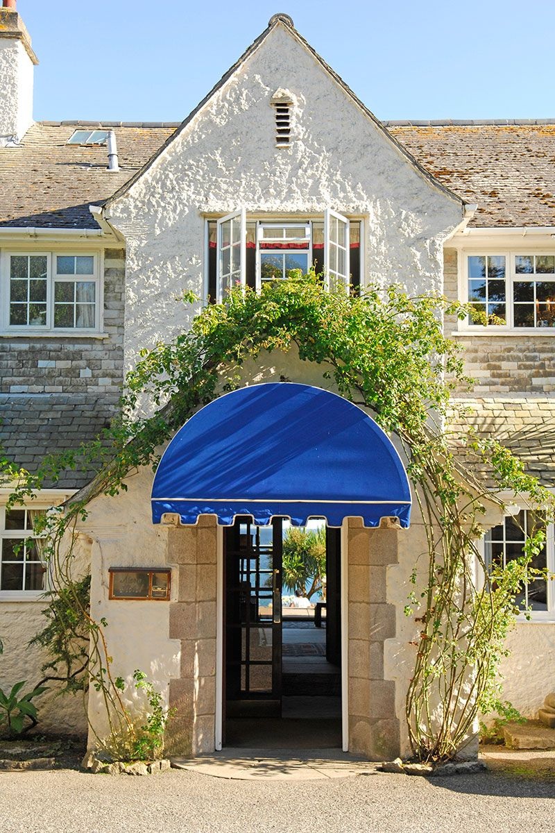 The Good Hotel Guide 2019 has named The Nare in Cornwall the best seaside hotel in the UK