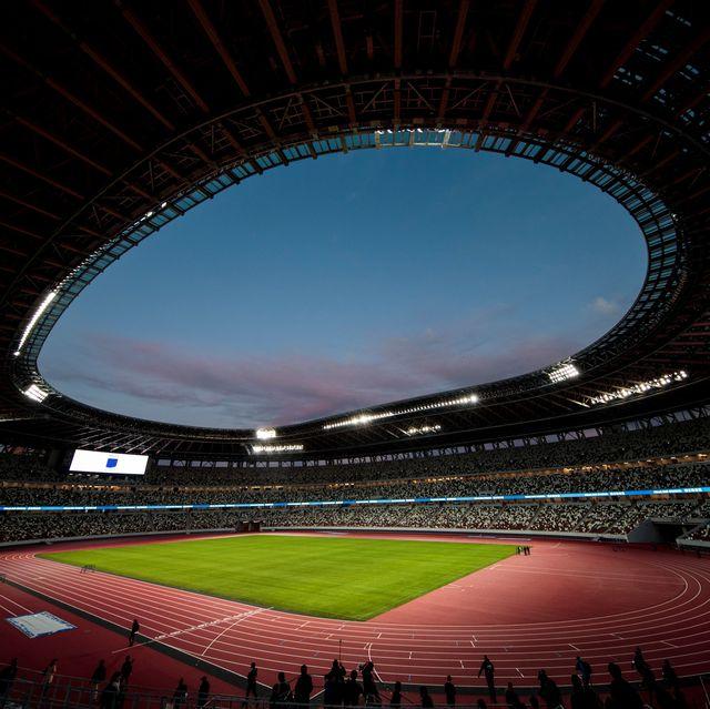 olympics tokyo japan stadium