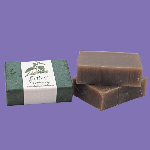the natural soap company shampoo bar review