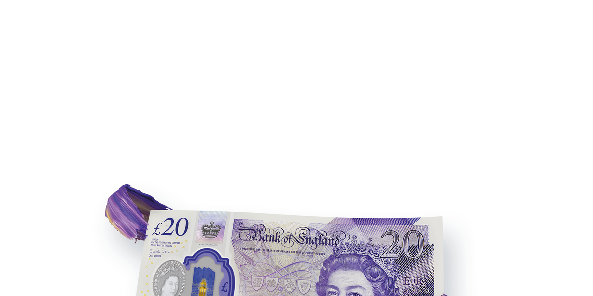 New £20 note - everything you need to know