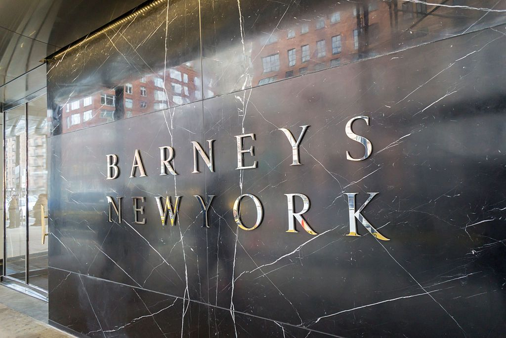 All Barneys Department Stores Are Likely to Close in the Wake of Their Sale to Authentic Brands