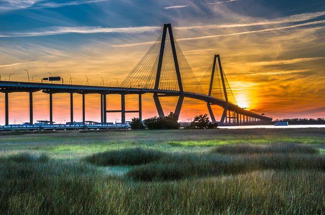 the new cooper river bridge