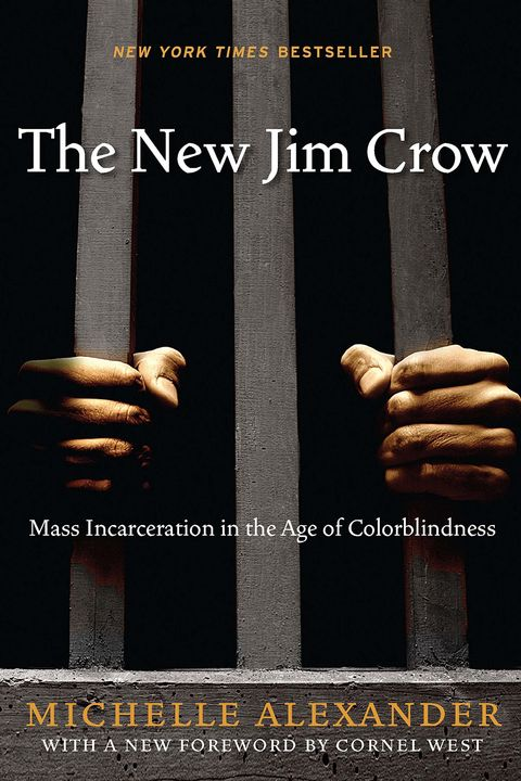 new jim crow book