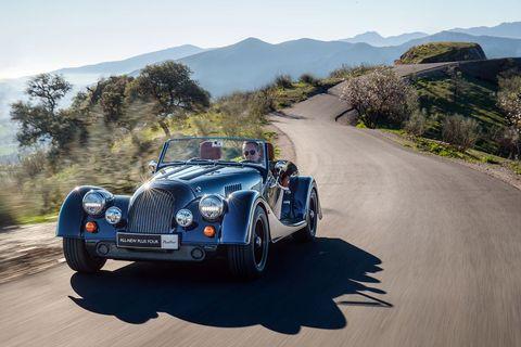 Morgan Plus Four,モーガンプラスフォー,車,