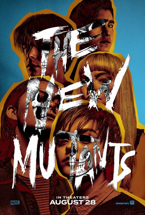 X-Men spin-off The New Mutants gets new release date