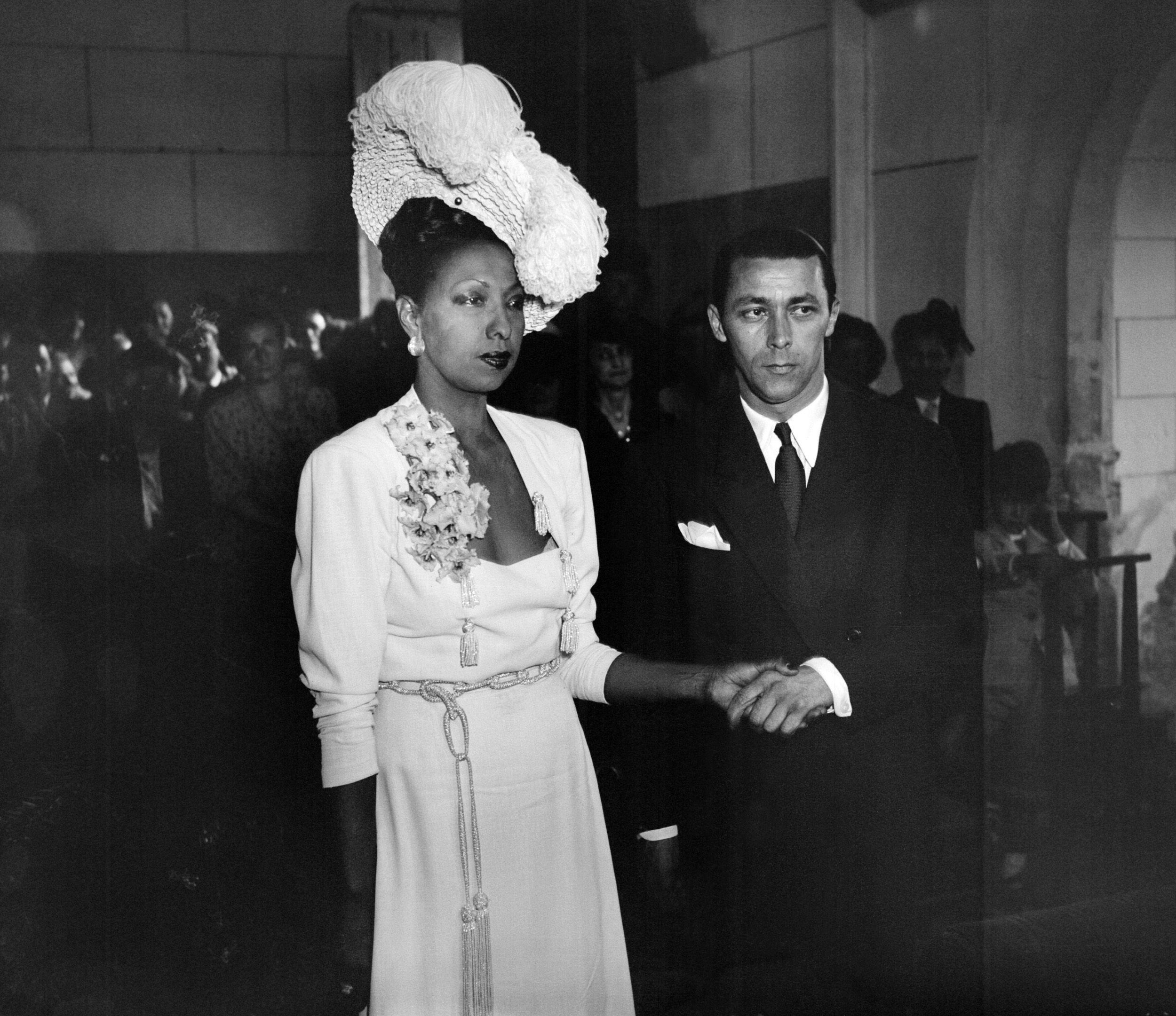 Josephine Baker's Life in Photos