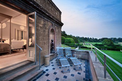 best luxury uk hotels the newt