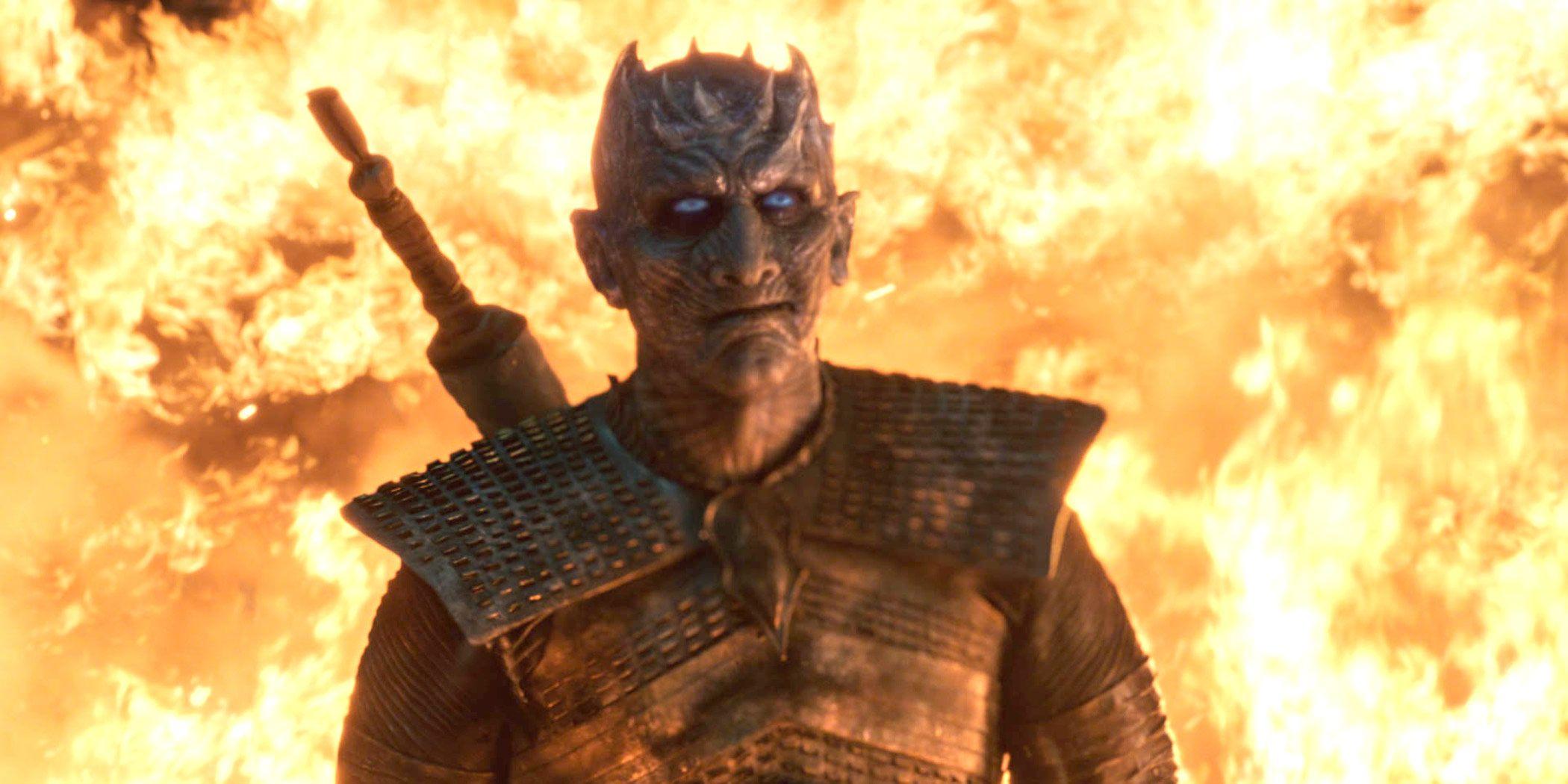 The Night King, Game of Thrones, season 8 episode 3