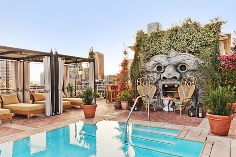 Hotel The NoMad en Los Ángeles