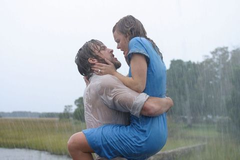 Ryan Gosling, Rachel McAdams in The Notebook