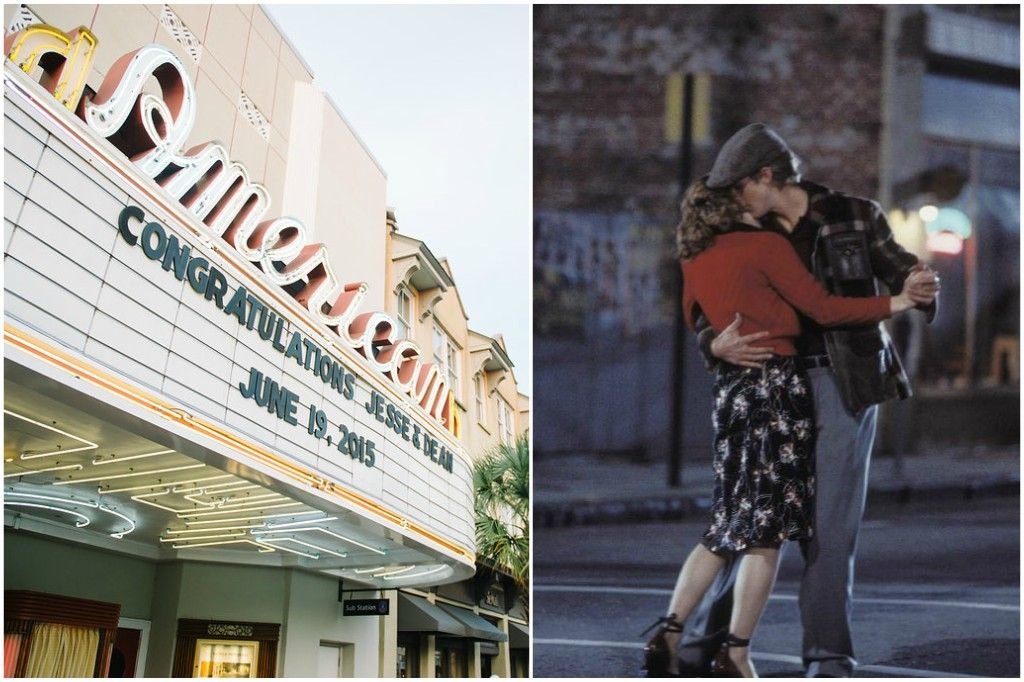 the notebook filming location theater slow dance