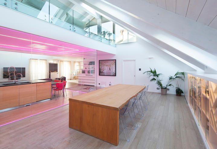Interni Moderni Di Case : Le case moderne dagli interni e esterni più belli