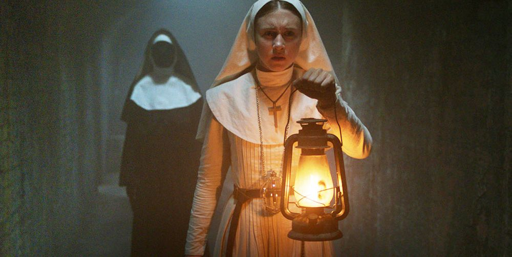 Who Is The Nun Actor Bonnie Aarons Who Plays The