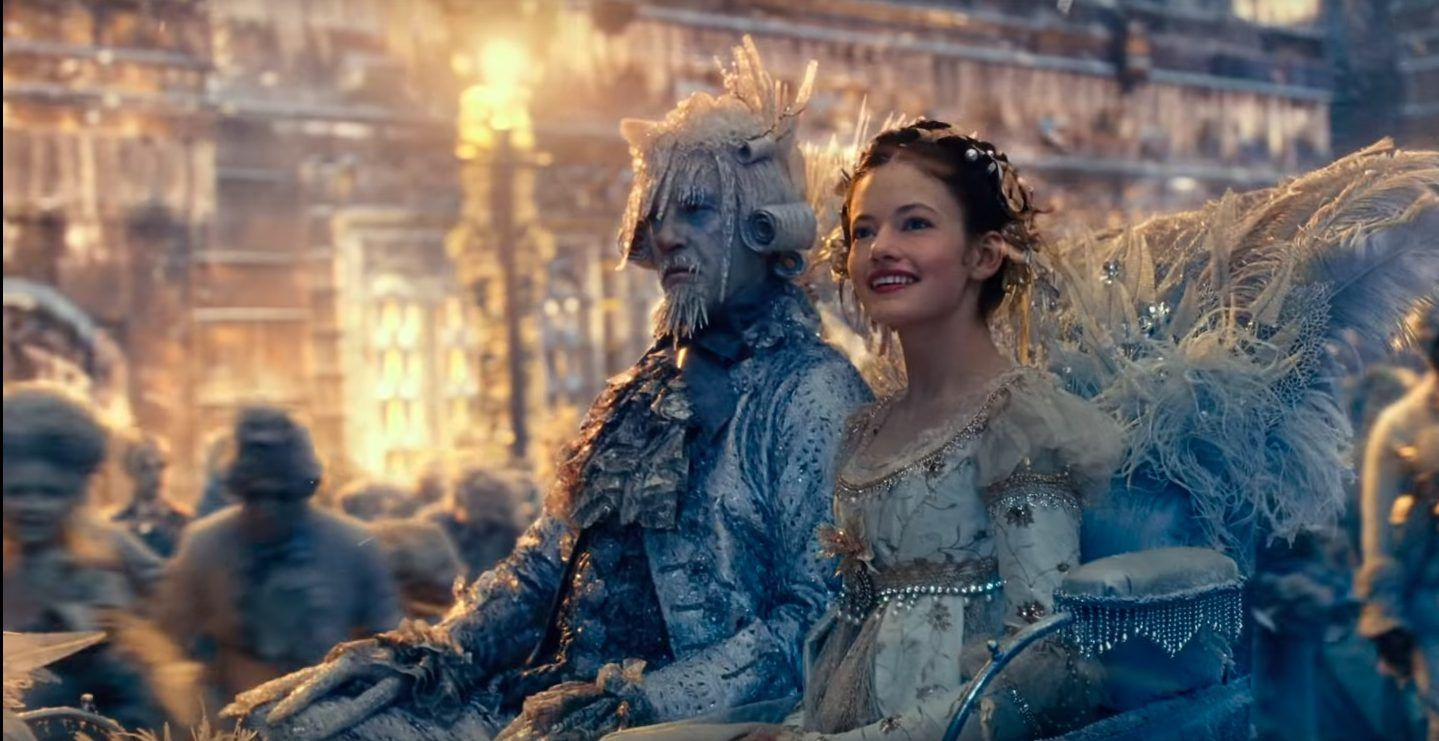 A Nutcracker Christmas Cast.The Nutcracker And The Four Realms Cast Trailer Date