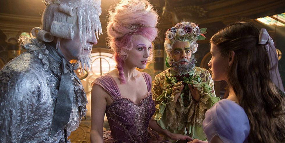 the nutcracker and the four realms trailer