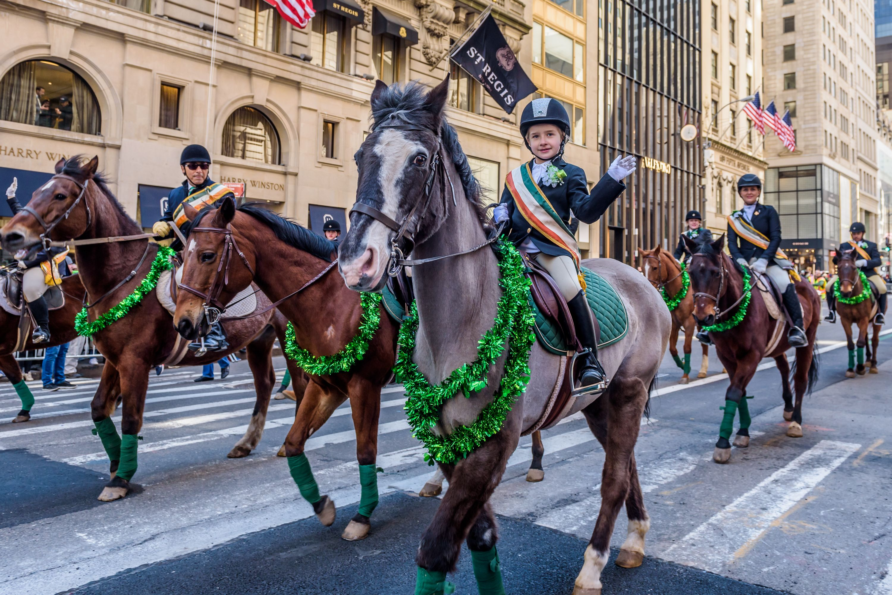 st patricks day events near me new york