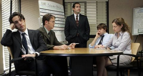 the office mejor serie siglo xxi