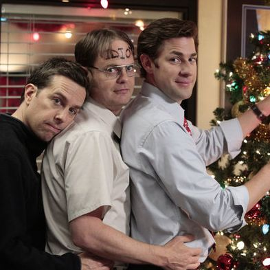 "the office christmas episodes - season 8, episode 10 ""christmas wishes"""
