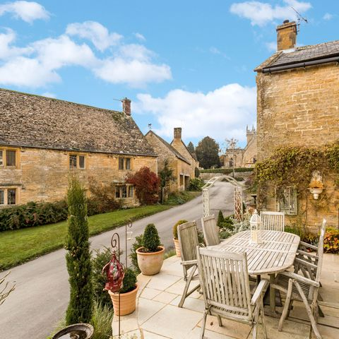 The Old chapel conversion for sale in Cotswolds