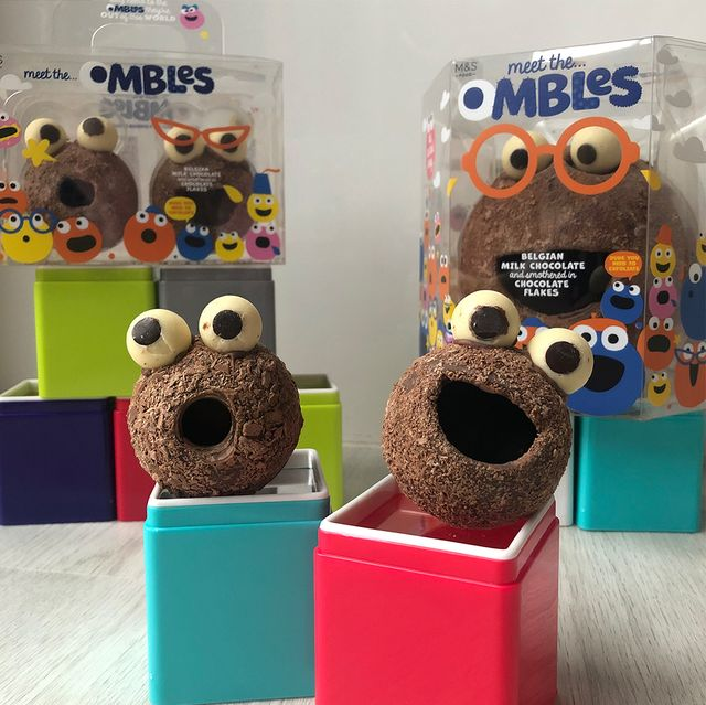 ms launch the ombles chocolate brand