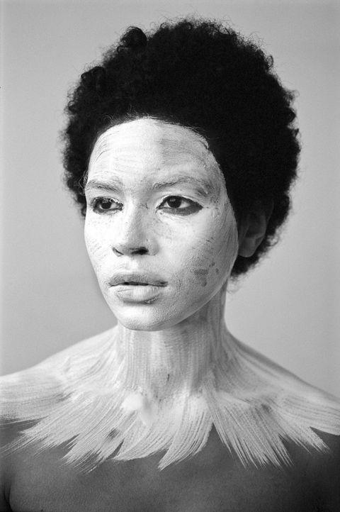 Delphine Diallo, autoritratto