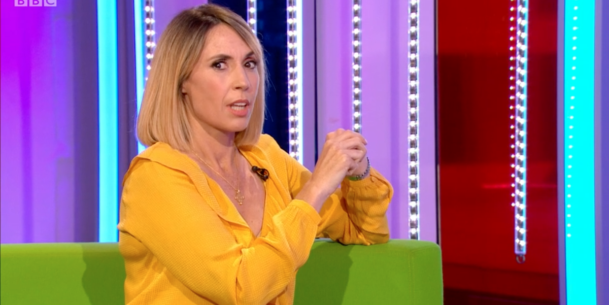 The One Show's Alex Jones shares her favourite live TV blunder